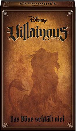 Disney Villainous - Das Böse schläft nie! Erweiterung