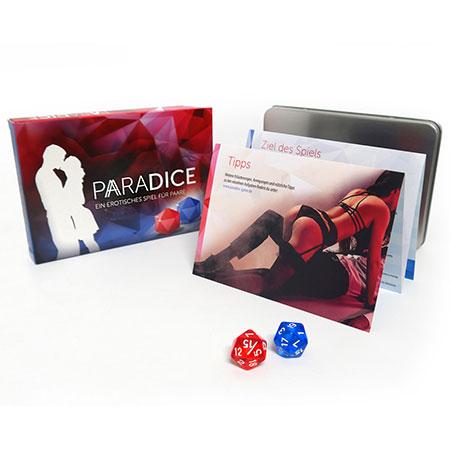 PARADICE - DELUXE (inkl. Metallbox)