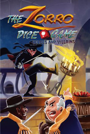 Zorro Dice - Heroes and Villains Expansion (engl.)