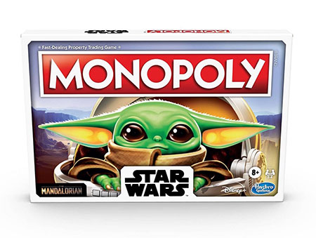 Monopoly Star Wars The Child (dt.)