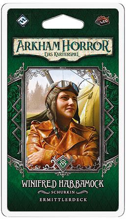 Arkham Horror - Das Kartenspiel - Winifred Habbamock Ermittlerdeck