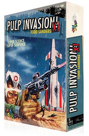 Pulp Invasion - X1 Erweiterung