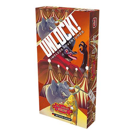 Unlock! - Timeless Adventures - Die Noside-Show Einzelszenario