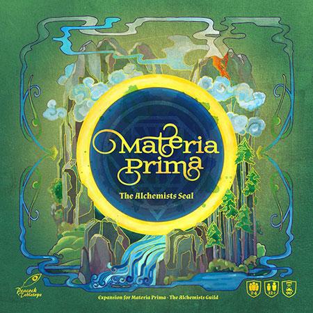 Materia Prima - The Alchemists Seal Erweiterung