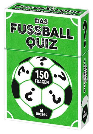 Das Fußball Quiz - Neuauflage 2020