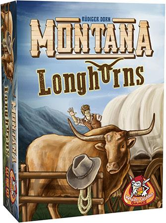Montana - Longhorns Erweiterung (engl.)