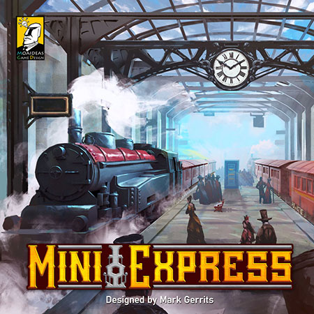 Mini Express (inkl. deutscher Anleitung)