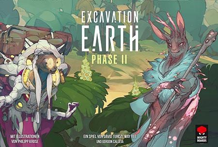 Excavation Earth - Second Wave Erweiterung