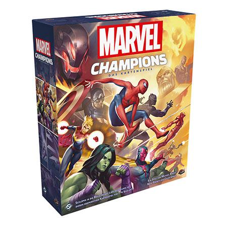 Marvel Champions - Das Kartenspiel - Grundspiel