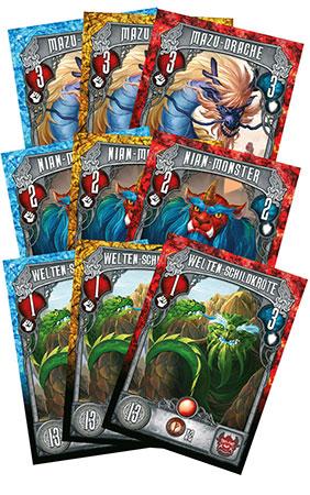 Champions of Midgard - Sonderkarten-Paket 2 (Asiatische Monster)