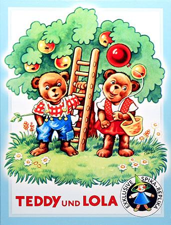 Teddy und Lola (SPIKA)