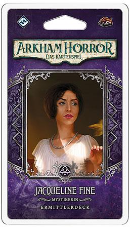 Arkham Horror - Das Kartenspiel - Jacqueline Fine Ermittlerdeck