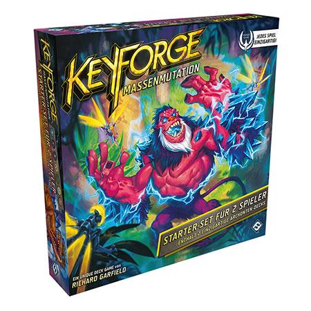 Keyforge: Massenmutation - Starter-Set für 2 Spieler