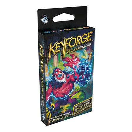 Keyforge: Massenmutation - Deck