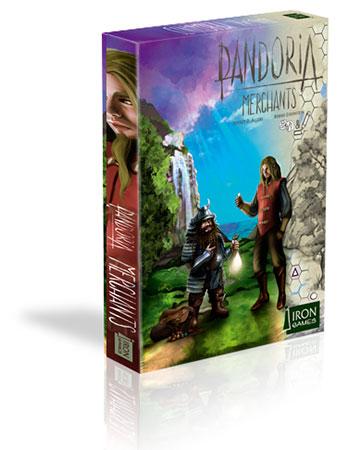 Pandoria - Merchants