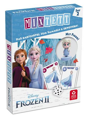 Disney Die Eiskönigin 2 - Mixtett (mit Elsa 3D Figur)