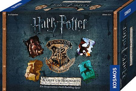 Harry Potter - Kampf um Hogwarts - Die Monsterbox der Monster Erweiterung