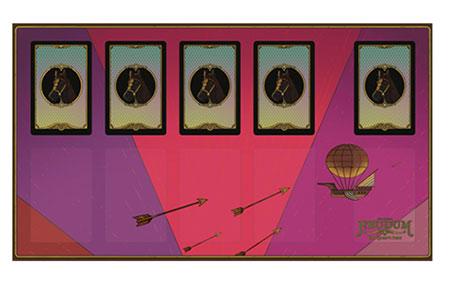 Feudum - The Queens Army Deluxe Spielmatte