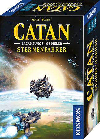 Catan - Die Sternenfahrer Ergänzung 5-6 Spieler