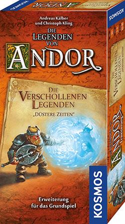 Die Legenden von Andor - Die verschollenen Legenden - Düstere Zeiten Erweiterung