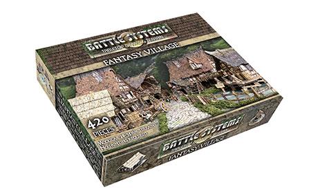 Battle Systems - Fantasy Terrain - Dorf