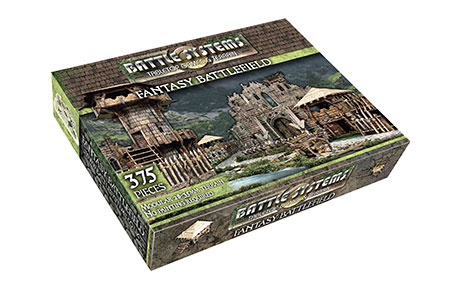 Battle Systems - Fantasy Terrain - Schlachtfeld