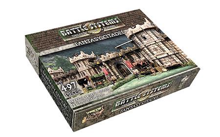 Battle Systems - Fantasy Terrain - Zitadelle