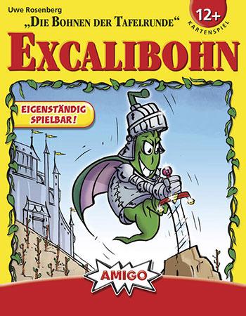 Excalibohn - Die Bohnen der Tafelrunde