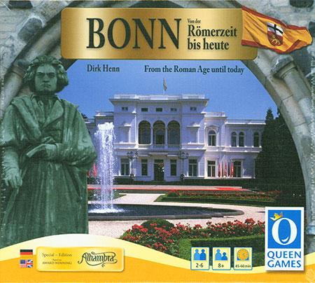 Der Palast von Alhambra - Sonderedition Bonn