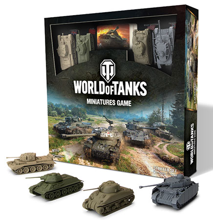 World of Tanks - Das Miniaturenspiel