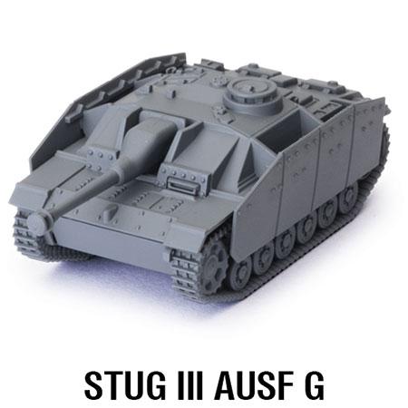 World of Tanks - Das Miniaturenspiel - StuG III G Erweiterung (German) (Wave 1)