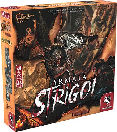 Armata Strigoi - Das Powerwolf Brettspiel (Pegasusversion)