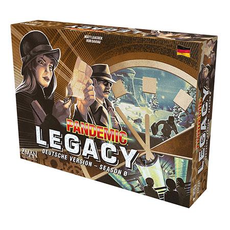 Pandemic Legacy – Season 0