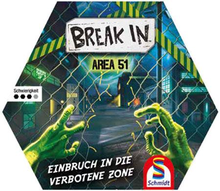 Break In - Area 51