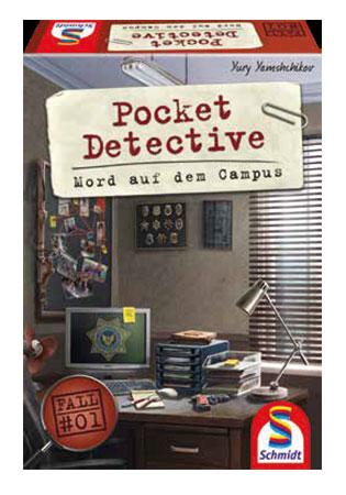 Pocket Detective – Mord auf dem Campus (Fall 1)