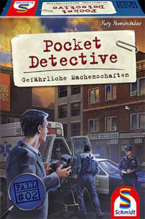 Pocket Detective – Gefährliche Machenschaften (Fall 2)