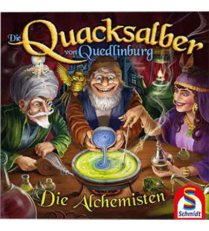 Die Quacksalber von Quedlinburg - Die Alchemisten Erweiterung