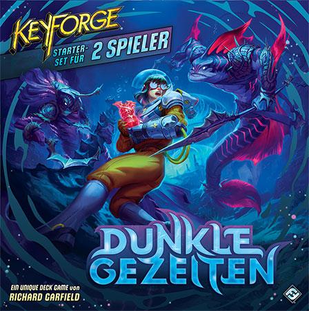 Keyforge: Dunkle Gezeiten - Starter-Set für 2 Spieler