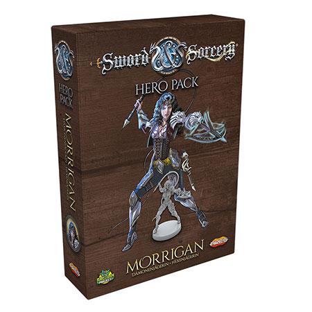 Sword & Sorcery - Morrigan Erweiterung
