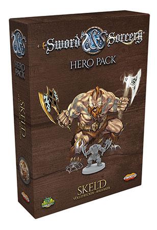 Sword & Sorcery - Skeld Erweiterung
