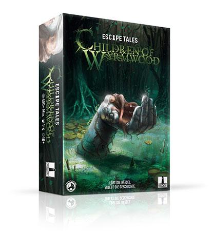 Escape Tales - Children of Wyrmwood