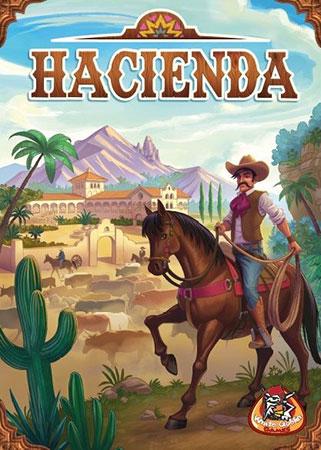 Hacienda (Second Edition) (engl.)