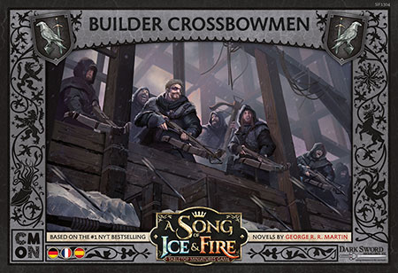 A Song of Ice & Fire - Armbrustschützen der Baumeister Erweiterung