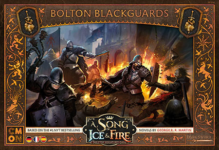 A Song of Ice & Fire - Bolton Blackguards (Rohlinge von Haus Bolton) Erweiterung