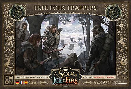 A Song of Ice & Fire - Fallensteller des Freien Volkes Erweiterung
