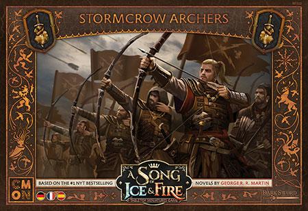 A Song of Ice & Fire - Bogenschützen der Sturmkrähen Erweiterung