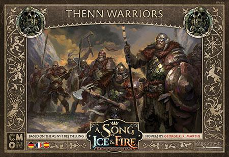 A Song of Ice & Fire - Thenn-Krieger Erweiterung