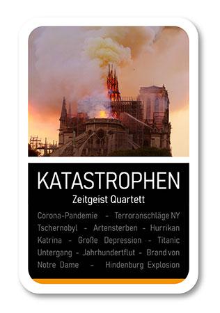 Katastrophen-Quartett