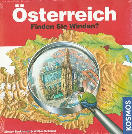 Österreich - Finden Sie Winden!