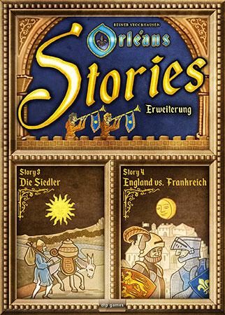Orléans Stories - Erweiterungen 3 & 4